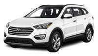 Hyundai Santa Fe Towbars