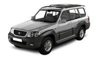 Hyundai Terracan Towbars