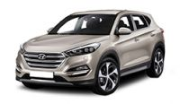 Hyundai Tuscon Towbars