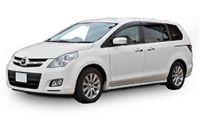 Mazda MPV towbars