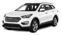 Hyundai Santa Fe Towbar Wiring