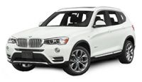 BMW X3 Series towbar wiring kits