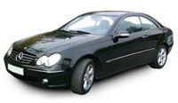 Mercedes CLK Towbars