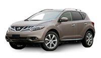 Nissan Murano Towbars