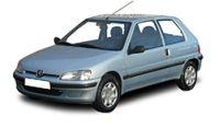 Peugeot 106 Towbars