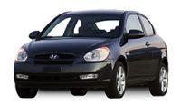 Hyundai Accent Coupe Towbars