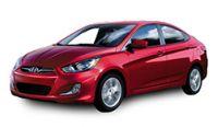 Hyundai Accent Saloon Towbars