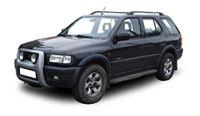 Vauxhall Frontera Towbars 1991 - 1998