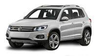 VW Tiguan 2008-2016 Towbars