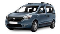 Dacia Dokker Fuel Rails