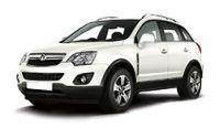 Vauxhall Antara Fuel Rails