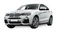 BMW X4 Diesel Fuel Injectors