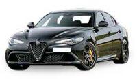 Alfa Romeo Giulia Towbars