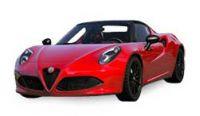 Alfa Romeo Spider Diesel Fuel Injectors