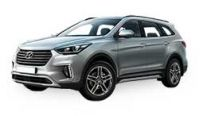 Hyundai Grand Santa Fe Towbars