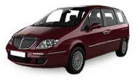Lancia Phedra Diesel Fuel Injectors