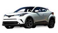 Toyota C-HR Towbars