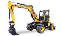 JCB Wheeled Excavator Diesel Fuel Injectors