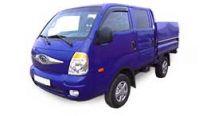 Kia Bongo Diesel Fuel Injectors