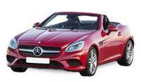 Mercedes SLC Class Diesel Fuel Injectors