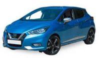 Nissan Micra 2017 Onwards Towbars