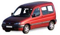 Peugeot Partner 1996-2008 Towbars