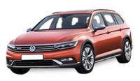 VW Passat Alltrack 2015 Onwards Towbars