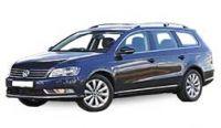 VW Passat Alltrack 2010-2015 Towbars