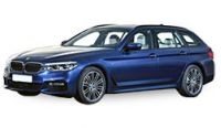 BMW 5 Series Tourer/Estate G31 2016 Onwards Towbars