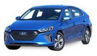 Hyundai IoniqTowbar Wiring