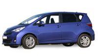Toyota Verso-S Diesel Fuel Injectors