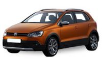 Volkswagen Crosspolo Diesel Fuel Injectors