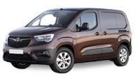 Vauxhall Combo 2018 Onwards Towbars