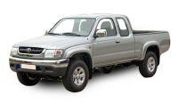Toyota Hilux 2005-2016 Towbar Wiring Kits