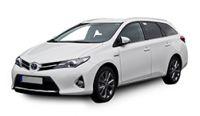 Toyota Auris Estate Towbars