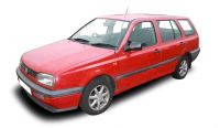 VW Golf Estate 1994-1997 Towbars