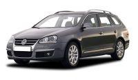 VW Golf 5 Estate 2007-2009 Towbars