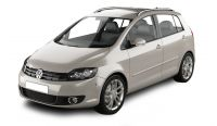 VW Golf Plus 2010-2014 Towbars