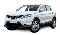 Nissan Qashqai 2014-2019 Towbars