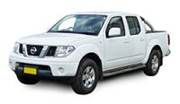 Nissan Navara D40 2005 - 2016 Towbars