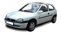 Vauxhall Corsa Towbars 1996-2000