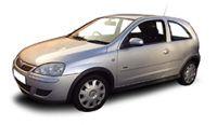 Vauxhall Corsa Towbars 2000-2007