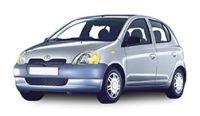 Toyota Yaris Towbars 1999-2006