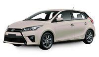 Toyota Yaris Towbars 2014 onwards