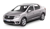 Dacia Logan Towbars