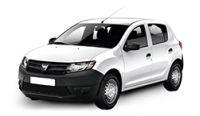 Dacia Sandero Towbars