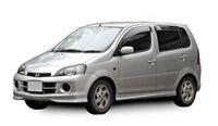 Daihatsu YRV Towbars