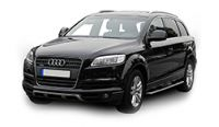 Audi Q7 2006-2015 Towbars