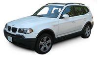 BMW X3 2004-2010 Towbars