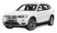 BMW X3 2014 on Towbars